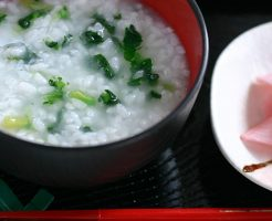 1月7日に七草がゆを食べるのはなぜ?