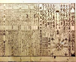 江戸時代、カレンダーはどうしていたの?