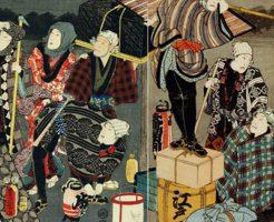 江戸城から始まった年末大掃除