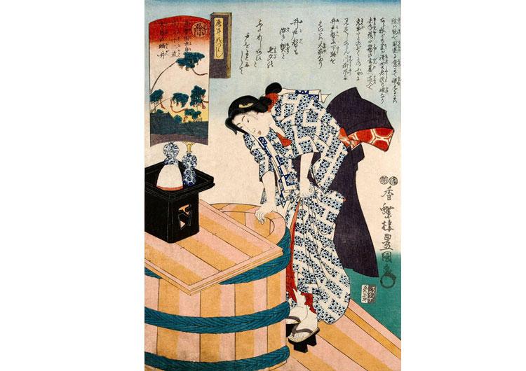 江戸時代の7月7日に行われた「井戸替え」とは? | 江戸monoStyle公式ブログ