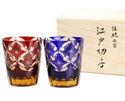 【再入荷】江戸切子のグラスを15種類再入荷しました!