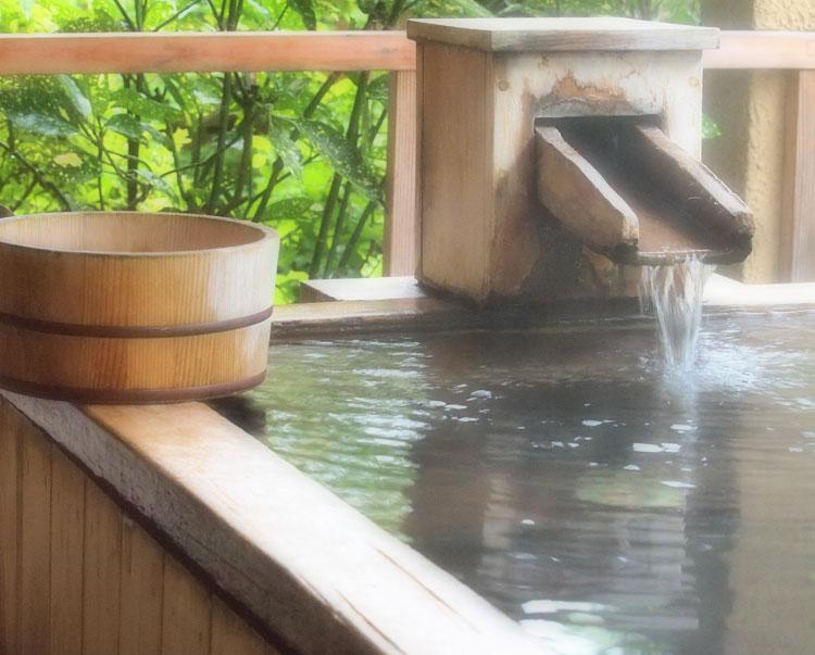 江戸時代の温泉事情とは