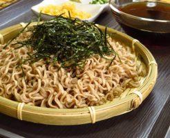 江戸では蕎麦が大人気!その理由とは?