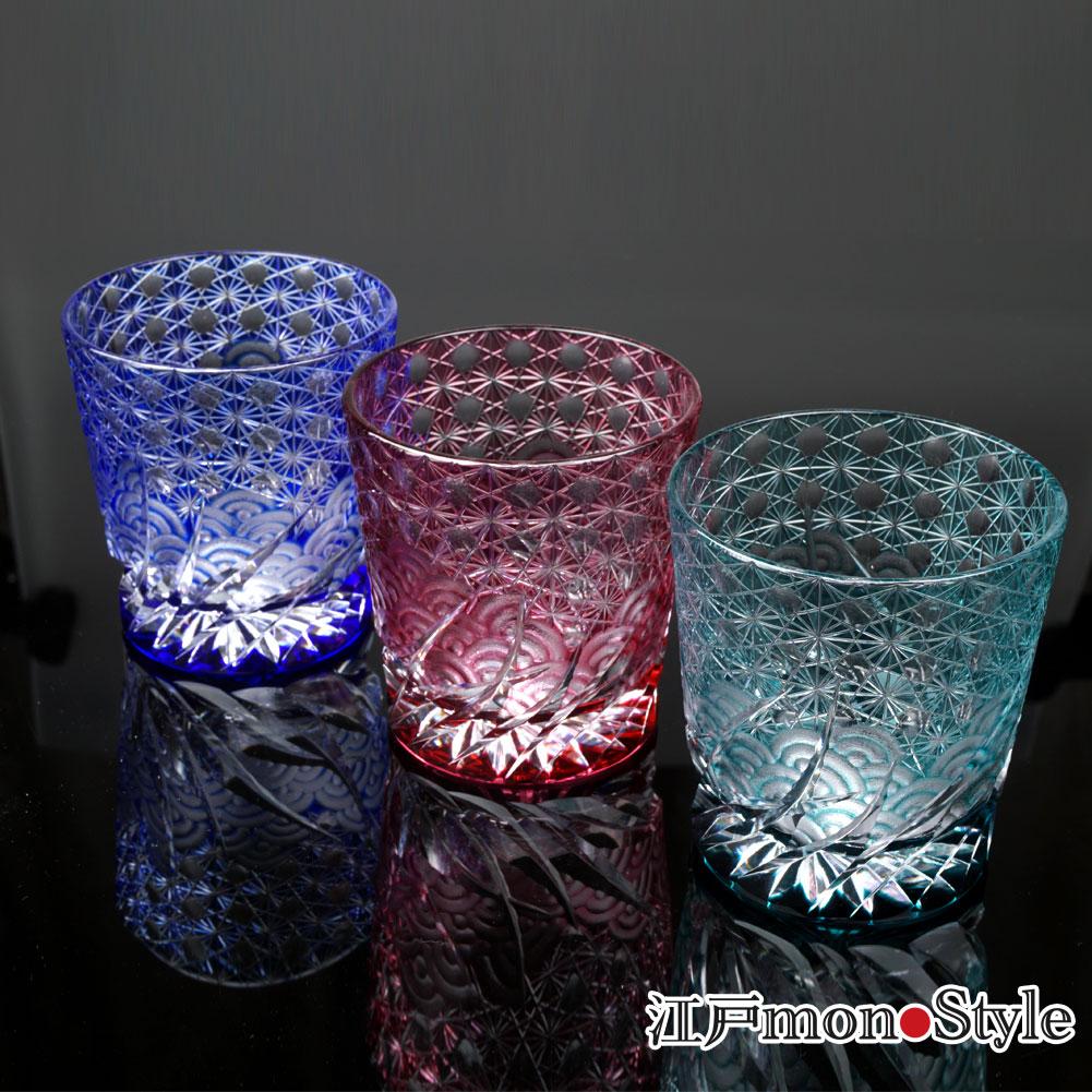 【再入荷】江戸切子グラスを8種類再入荷しました!