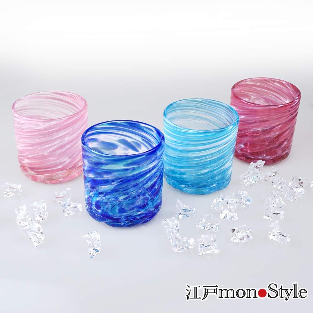 【再入荷】琉球グラスを3種類再入荷しました!