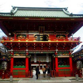 江戸三大祭の1つで有名な「神田明神」