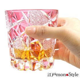 【再入荷】江戸切子のぐい吞み・グラスを13種類再入荷しました!