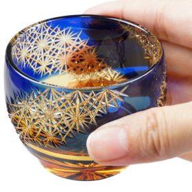 【再入荷】江戸切子のぐい吞み・タンブラー・ロックグラスを6種類再入荷しました!