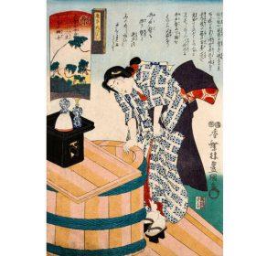 江戸時代の7月7日に行われた「井戸替え」とは?