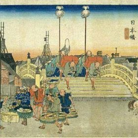 東京日本橋 江戸時代の姿とは?